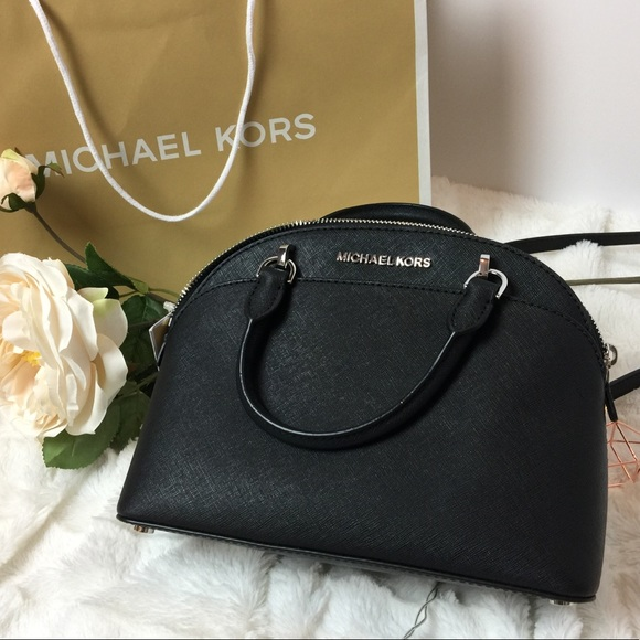 274d23ca7036 MICHAEL Michael Kors Bags | Hp Michael Kors Emmy Dome Satchel ...